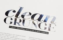 Clean Grunge