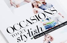 Occasions To Get Stylish