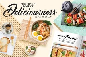 Century Square Food Campaign 2016