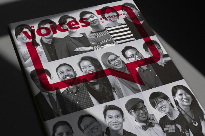 INSIDEOUT Works – National Arts Council Voices Publication