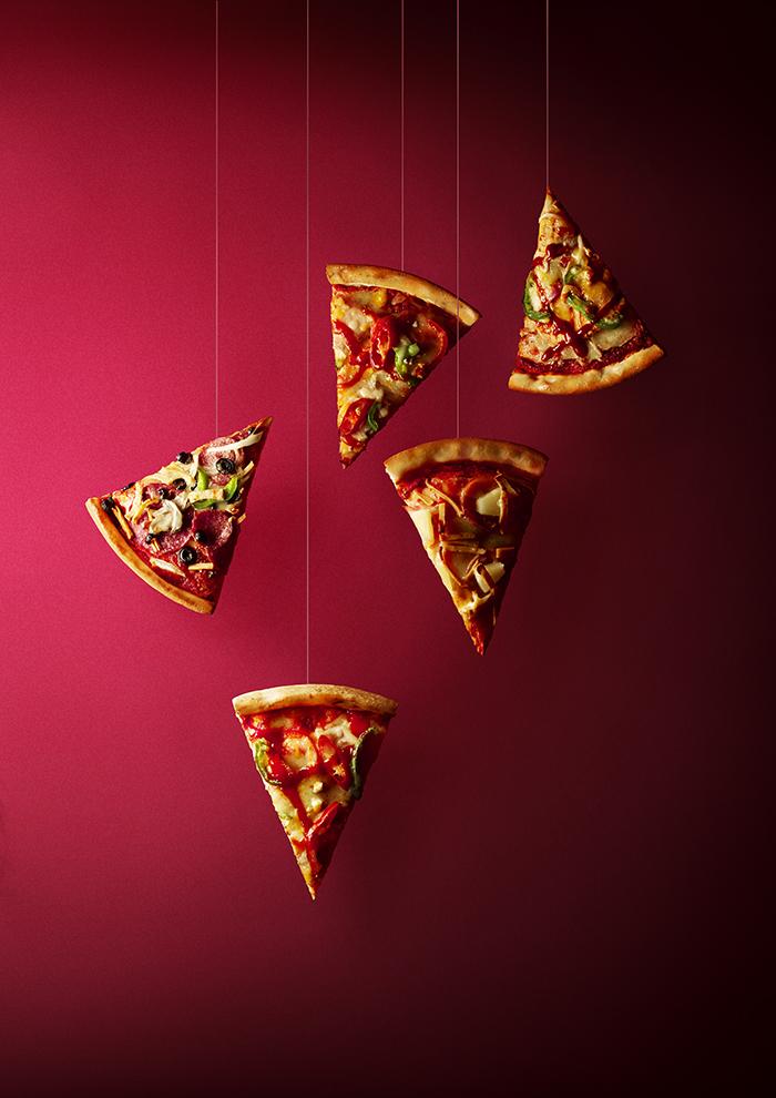 PEZZO Pizza Styling